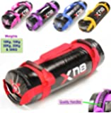 Xn8 Sports Power Bag Filled Weight Lifting Body Fitness Gym Boxing MMA Training Handles Crossfit Workout Sandbag