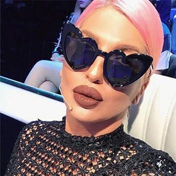 Gaddrt - Gafas de Sol con Forma de corazón para Mujer, E ...