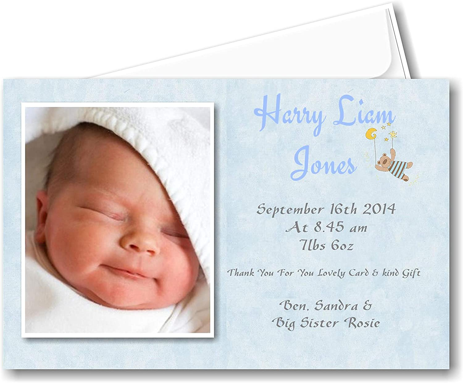 kid cards, personalized cards custom postcards personalized gift Customized Cards kid postcards 8 Personalized postcards