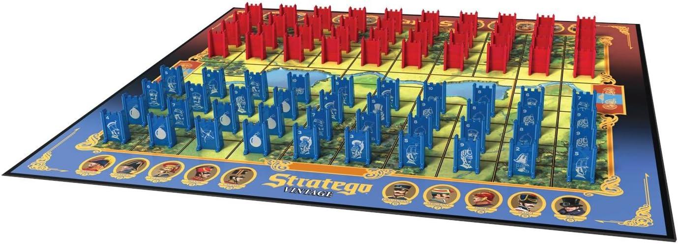 Jumbo Stratego Vintage - Juego de Tablero: Amazon.es: Juguetes y juegos