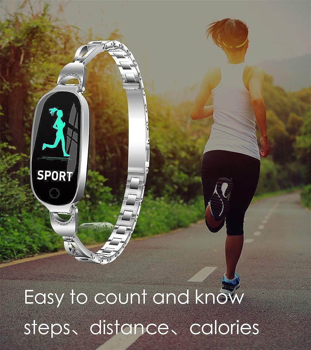 Amazon.com: Orcbee L18 - Reloj inteligente con monitor de ...