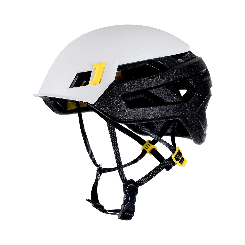 【人気商品】 [マムート] クライミング ヘルメット Wall Wall Rider MIPS ホワイト 2030-00250-0243 ホワイト クライミング B07J1XJ9F9 52-57cm, 鏡野町:cfd31484 --- a0267596.xsph.ru