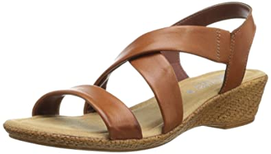 ee9c97fcc Bella Vita Made in Italy Women s Ciao Wedge Sandal
