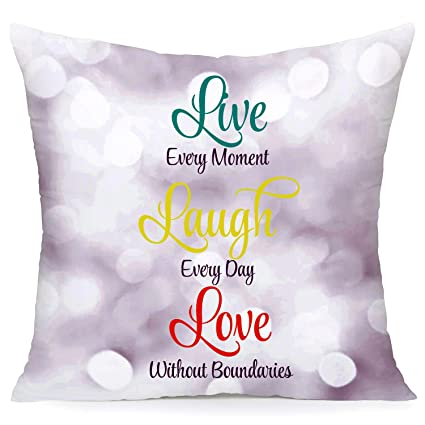 Amazoncom Fukeen Inspirational Quotes Standard Throw Pillow Cases
