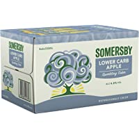 Somersby Lower Carb Apple Cider Bottle 330mL Case of 24