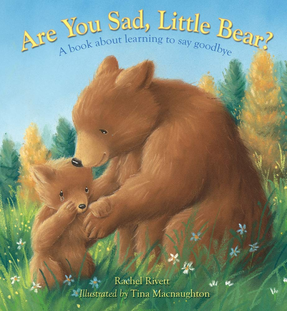 Read Online Are You Sad, Little Bear?: A Book About Learning to Say Goodbye PDF
