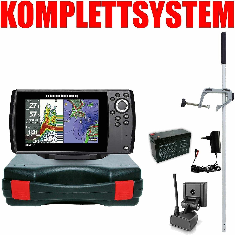 Humminbird Echolot GPS portátil para plotter Master Edition ...