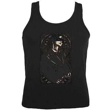 Camisa del músculo Tank Top Gothic Tatuaje Vida DE Manera ...
