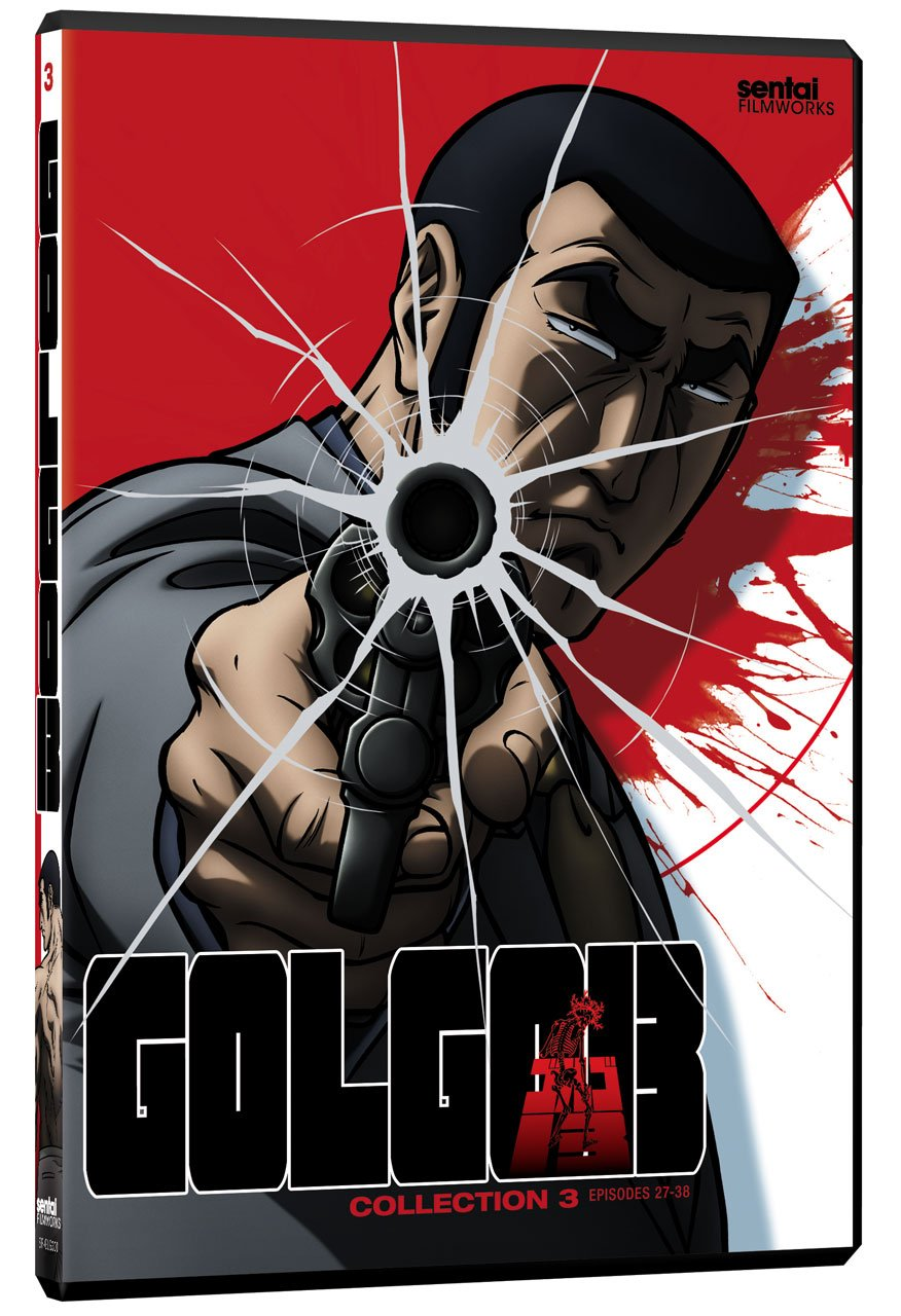 Amazon.com: Golgo 13 Collection 3: Golgo 13: Movies & TV
