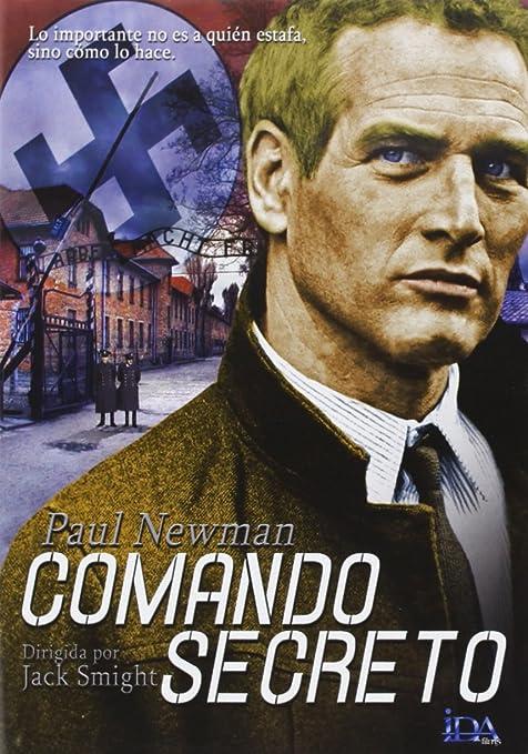 Comando Secreto [DVD]: Amazon.es: Paul Newman, Sylva Koscina ...