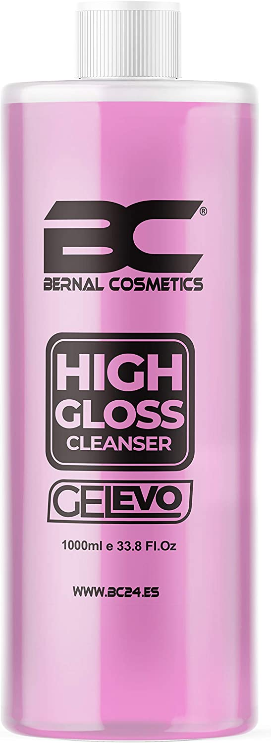 Cleaner 1000ml NOVEDAD - ULTRA BRILLO - High Gloss Cleaner - Fragancia Chicle - Bernal Cosmetics