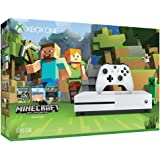 Consola Xbox One S 500 GB + Minecraft - Xbox One - Bundle Edition