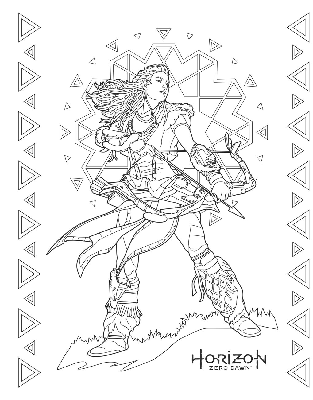 art for the players the official colouring book from playstation