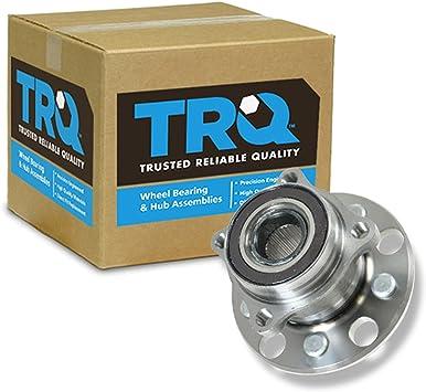 TRQ Front Wheel Hub /& Bearing Left or Right for Toyota Lexus 5 Lug
