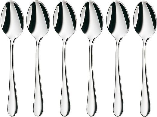 WMF Boston Espresso Spoons Set of 6