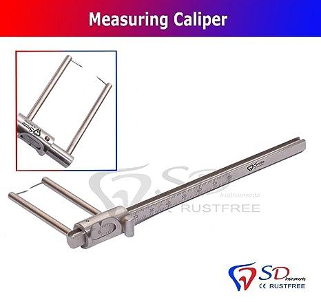 Vernier Calibre de acero inoxidable herramienta de medición ...