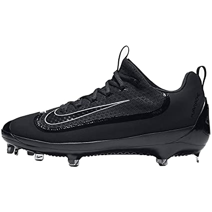 6cd67a9c507b Image Unavailable. Image not available for. Color  Nike Men s Air Huarache  2K Filth Low Baseball Cleats Cleated Shoes Black Wolf Grey