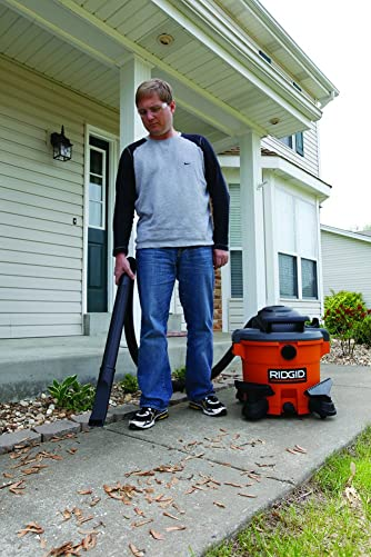 Ridgid WD1450 14-Gallon 6-Horsepower Wet Dry Vacuum