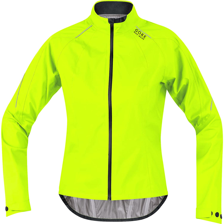 Women's gore tex bike jacket