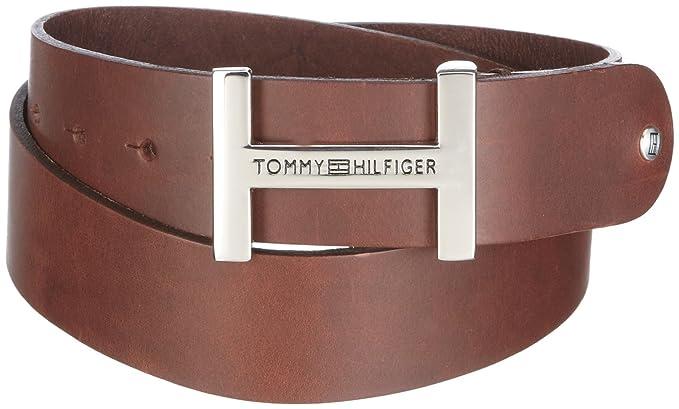 Tommy Hilfiger Women's BELT E487602917 CLASSIC H BELT