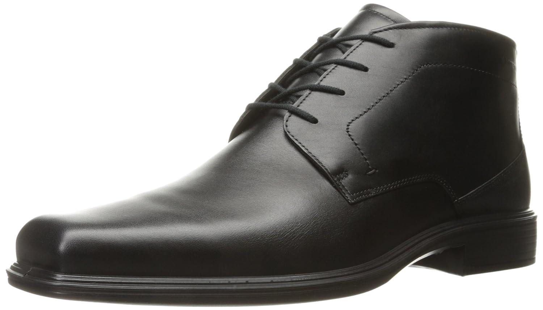 Schwarz(schwarz11001) ECCO Herren Johannesburg Kurzschaft Stiefel