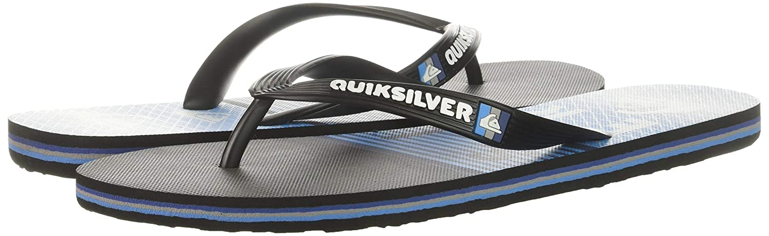 Amazon.com  Quiksilver Men s Molokai Word Block Sandal  Quiksilver  Shoes 04b6cc8f41d