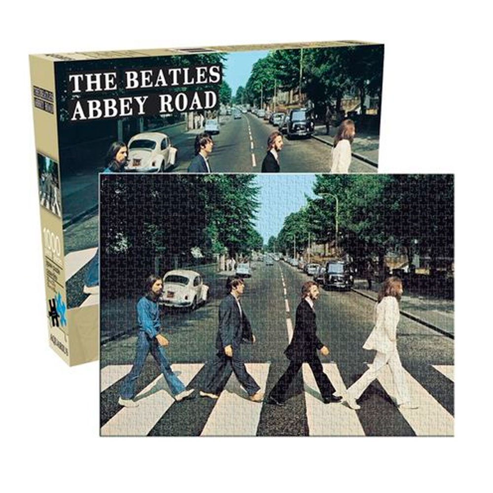 Beatles Abbey Road 1000 Piece Jigsaw Puzzle Rejects from Studios 65115 B000ZJTQHO Accessory Toys /& Games