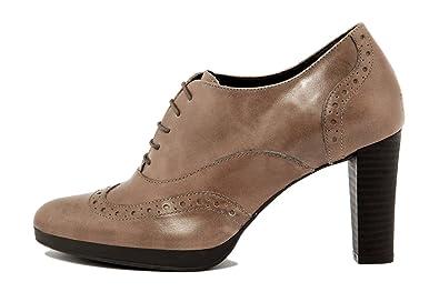 Chaussures automne à bout pointu à lacets noires Business femme  Baskets Mixte Adulte pFmxy4vvu