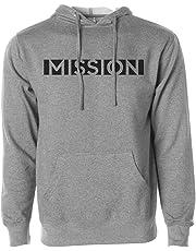 MISSION - Sudadera con Capucha para Hombre
