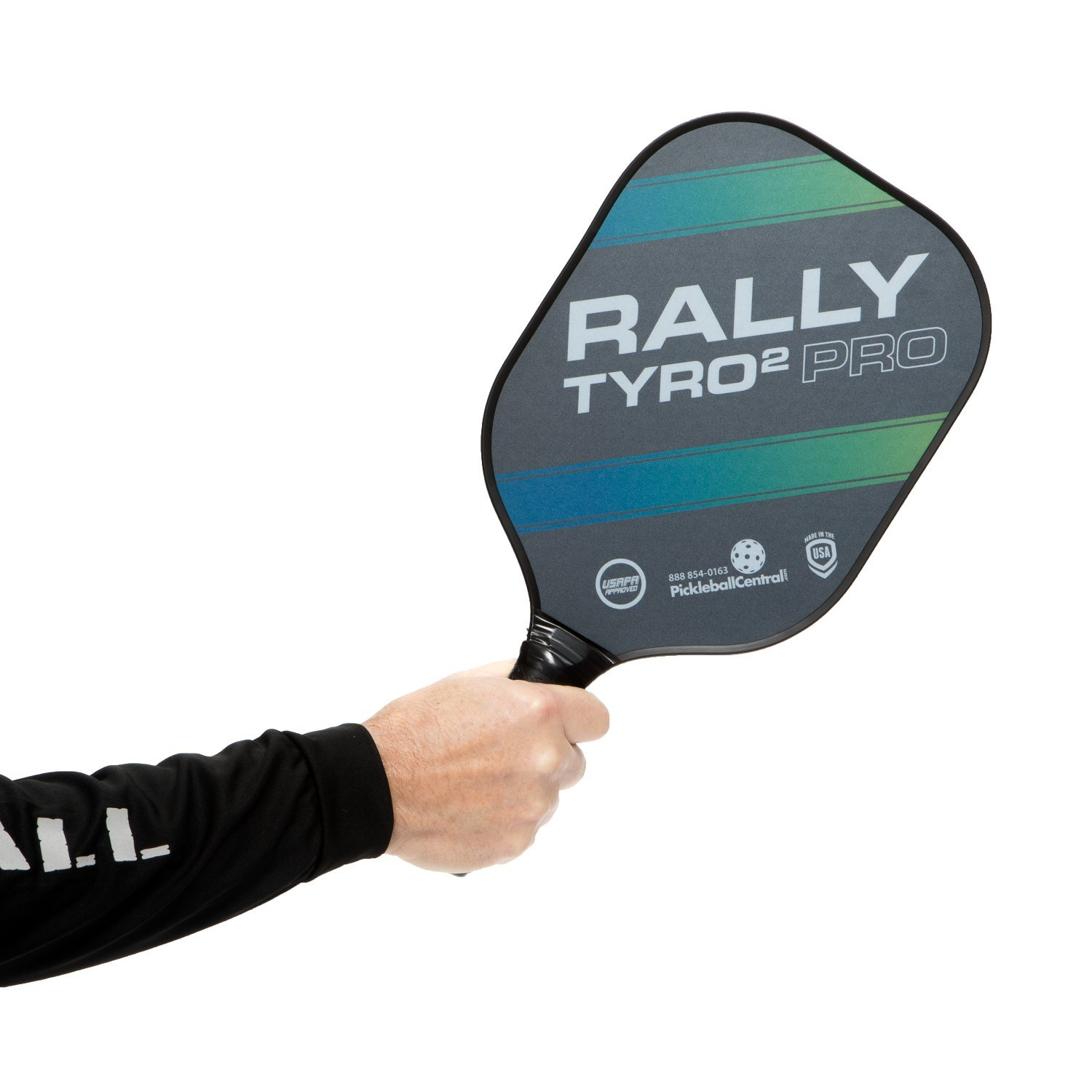Rally Tyro 2 Pro Pickleball Paddle (Single Paddle - Ocean Blue) by PickleballCentral (Image #8)