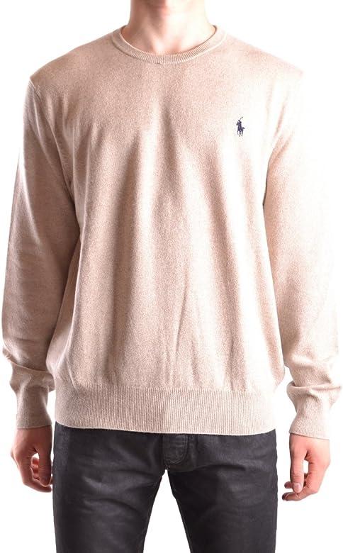 Polo Ralph Lauren A42SCN13W1P51 Jersey, Beige (Oatmeal Ragg ...
