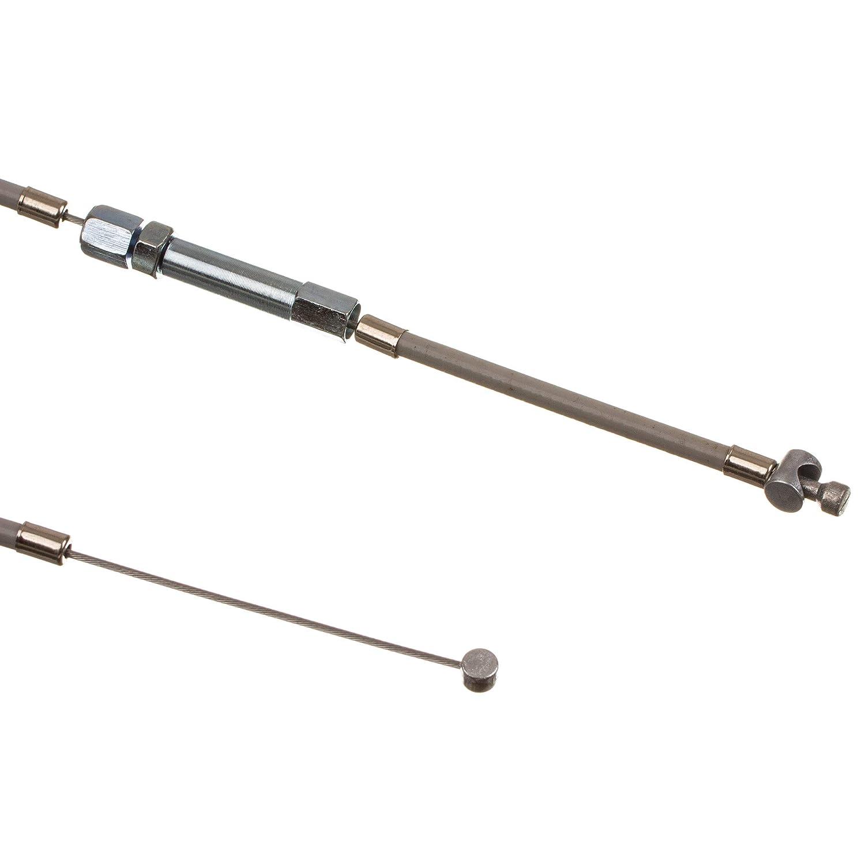 MOTOFLEX Schaltungszug links Simson KR51//1 Schwalbe grau
