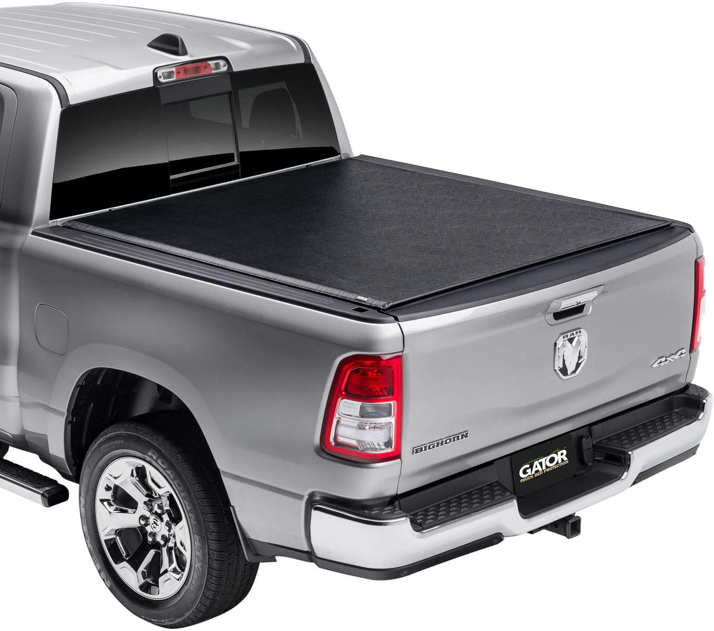 Amazon Com Gator Etx Soft Roll Up 5 7 Truck Bed Tonneau Cover 53204 Fits 2009 2018 2019 2020 Classic Ram 1500 Made In The Usa Automotive