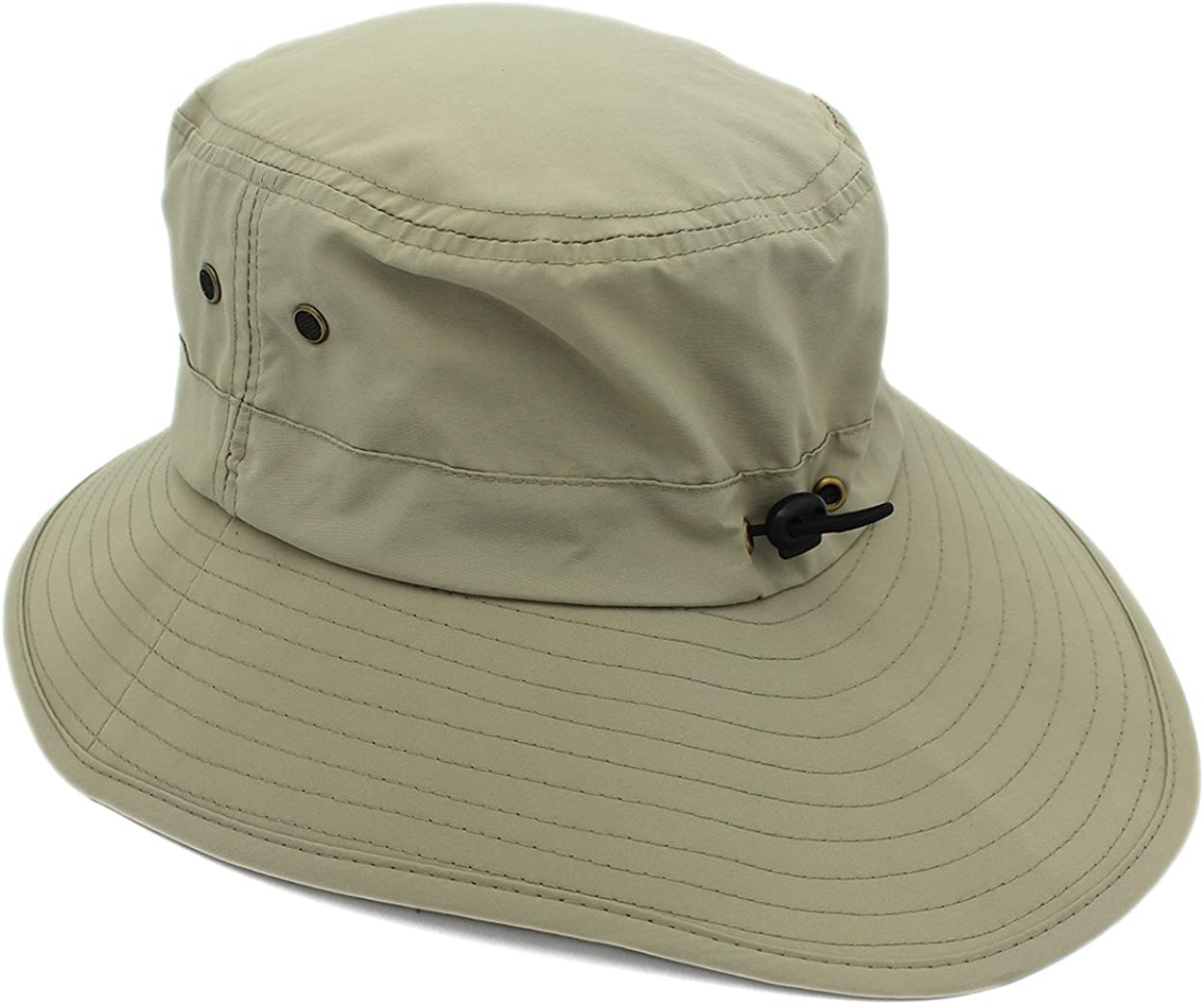 Magracy Unisex Ladies UPF 50 Sun Hat Summer Wide Brim Bucket Hat for Womens Safari Hats