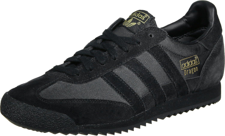 Permanecer masa realimentación  adidas Men's Trainers Black black: Amazon.co.uk: Shoes & Bags