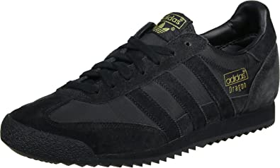 Adidas Dragon OG Schuhe core black core black gold metallic