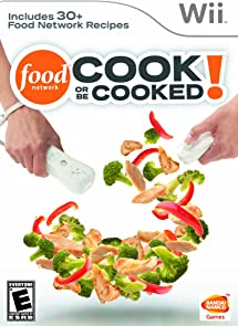 Amazon food network cook or be cooked nintendo wii video food network cook or be cooked nintendo wii forumfinder Choice Image