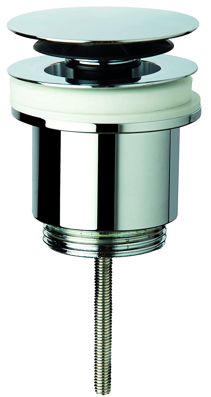 OMP 530750551 - Desagü e clicker universal, color cromo