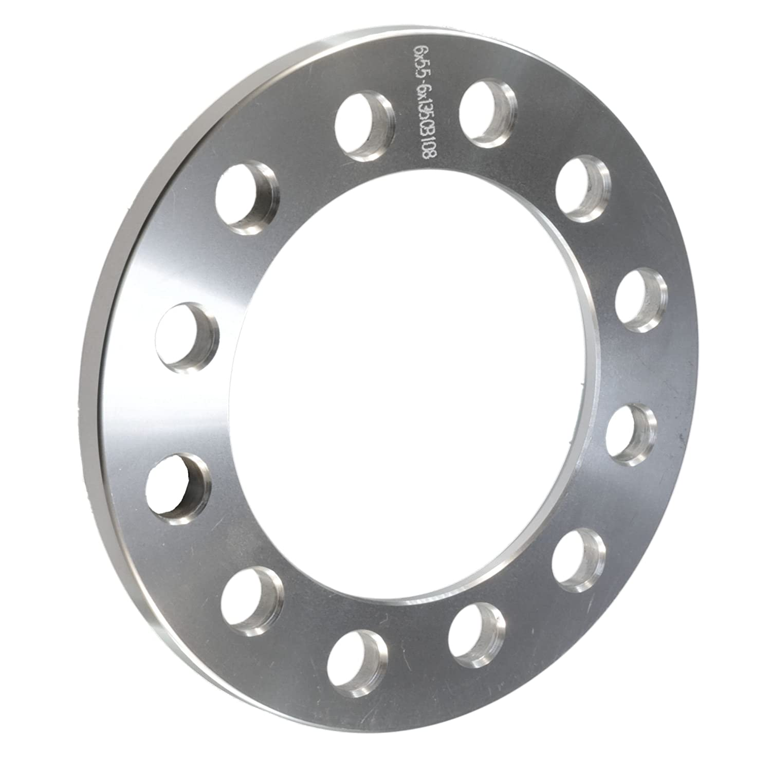 1//4 6x135 Wheel Spacers fits Ford F150 Trucks Expedition Raptor King Ranch .5 2
