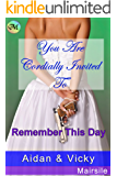 Remember This Day (Aidan & Vicky Book 4)