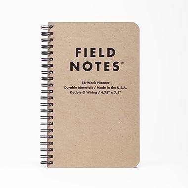 Field Notes - 56-Week Planner - 4.75  x 7.5