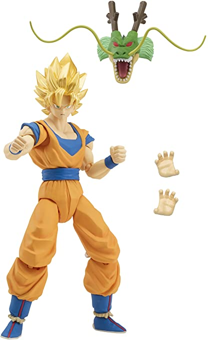 LOT OF 5 SET Dragon Ball Stars WAVE Kale BAF Goku Gohan Golden Frieza Hit Zamasu