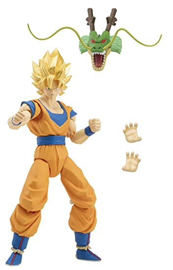 bd204dea53a9f Dragon Ball Super - Dragon Stars Super Saiyan Goku Figure (Series 1)