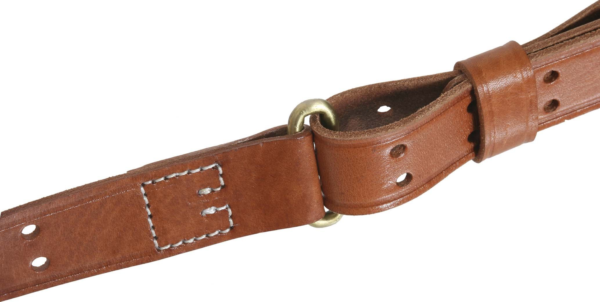 The Outdoor Connection Leather Military Sling, 1.25-Inch by Outdoor Connection (Image #1)