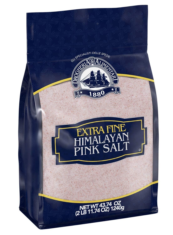 Drogheria & Alimentari Extra Fine Himalayan Pink Salt, 43.74 oz