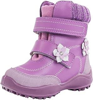 Kotofey Girls Pink Boots Valenki 267047-41 Woolen Boots