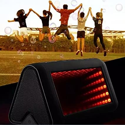 Quora Portable Wireless Bluetooth Speakers V4 0 With Microphone 5 Dynamic 3d Lights Effects 20w Output Strong Bass Stereo Sound For Smartphones Computers Laptops Iphone Bs 1025 Amazon Ca Electronics