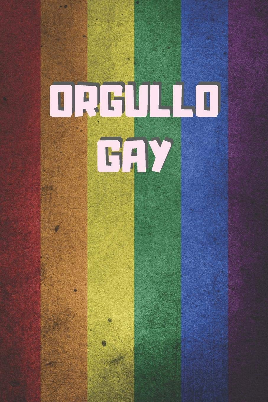 ORGULLO GAY: CUADERNO LINEADO 6