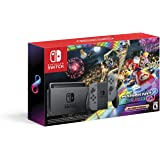 Nintendo Switch w/ Gray Joy-Con + Mario Kart 8...
