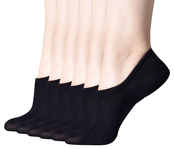 12ef2d1db699 Sioncy No Show Socks for Women